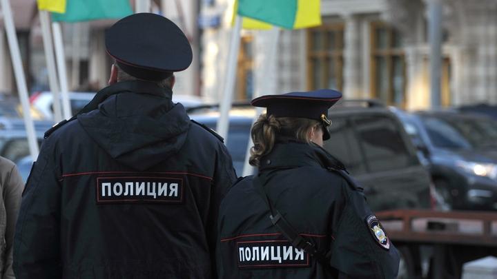 Полицейский патруль применил силу при задержании дебошира в Екатеринбурге