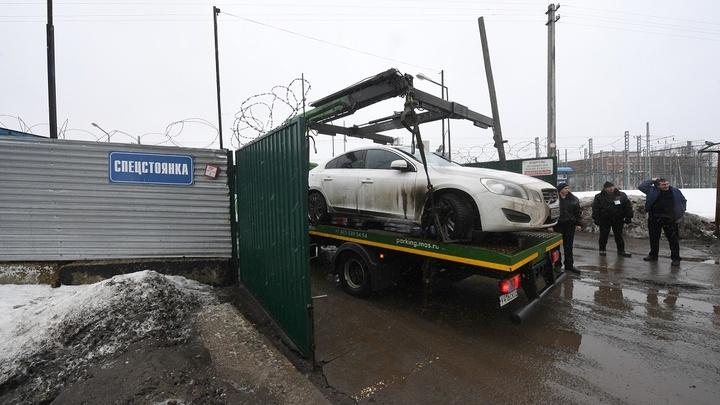С 1 января 2020 года в Ростове-на-Дону подорожают эвакуация и штрафстоянка автомобилей