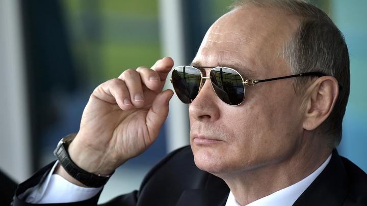 Путин рассказал, сколько дипломатов США смогут остаться в России