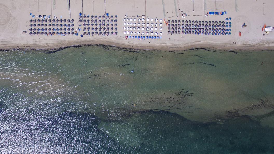 Руины затонувшей крепости найдены на дне озера в Турции
