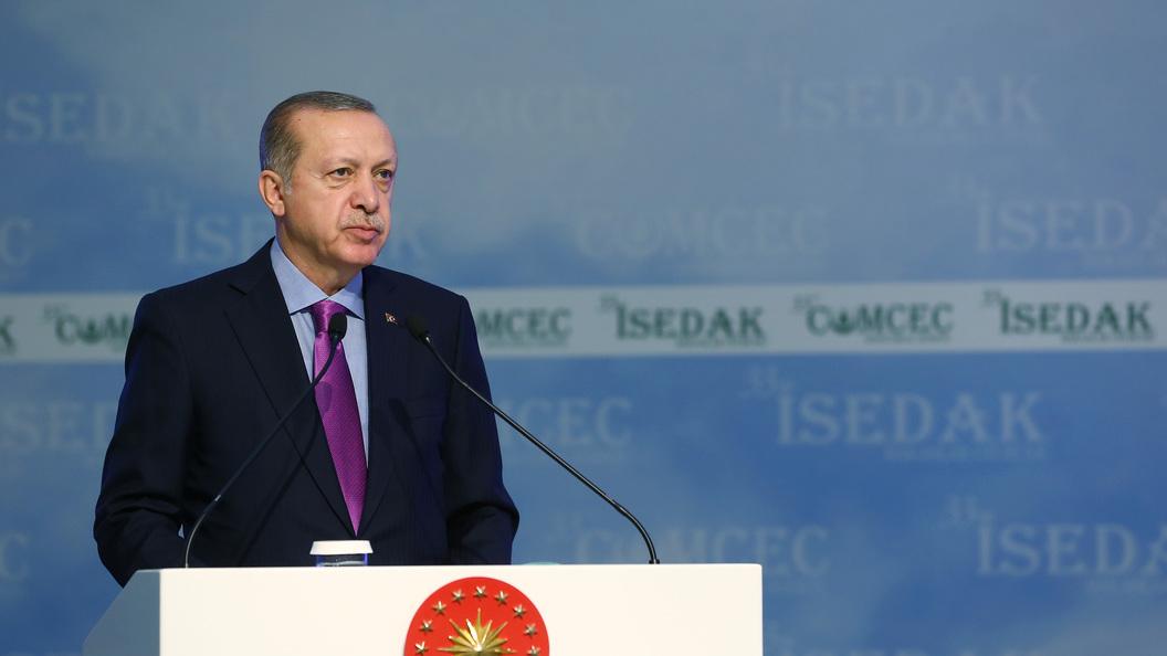 Эрдоган допустил согласование позиции с Асадом по проблеме сирийских курдов