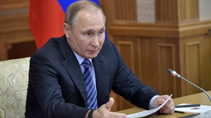 Путин засекретил от врагов данные о системе кибербезопасности России