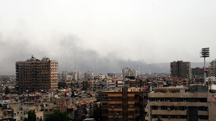 Израиль пошел на военное преступление: Два человека погибли в результате ракетного удара по Дамаску