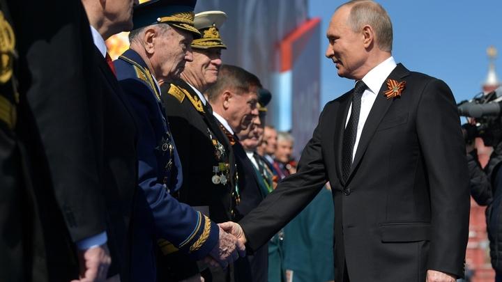 Личная история об отце и маленьком брате: Путин приехал в Питер ко Дню прорыва блокады