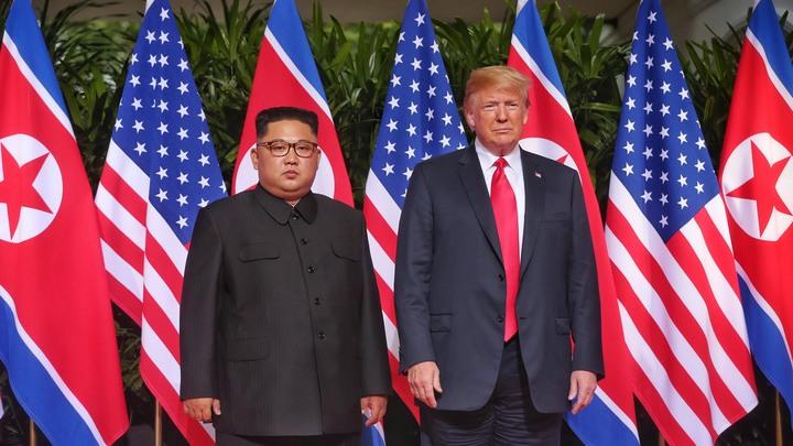 Встречи с Ким Чен Ыном не будет раньше Нового года - Трамп