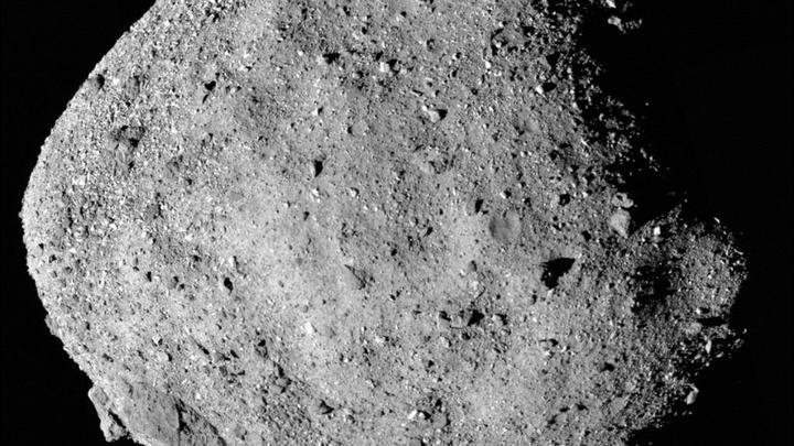 Зонд НАСА возьмет образцы с астероида Судного дня Бенну, чтобы раскрыть его тайны
