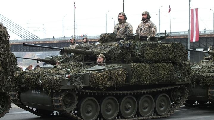 Россия может отсечь Прибалтику от НАТО