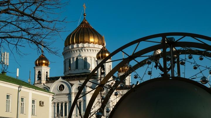 Все храмы Москвы открываются для прихожан с 6 июня, а Храм Христа Спасителя - уже завтра