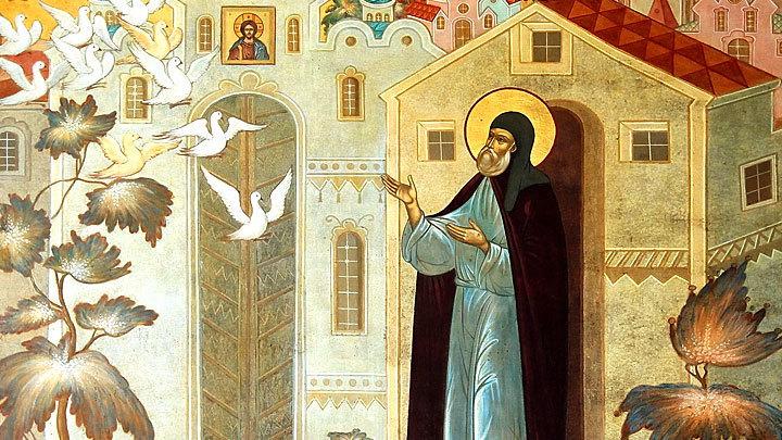 Игумен Земли Русской. Преподобный Сергий Радонежский. Церковный календарь на 18 июля
