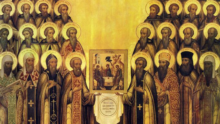 Гвардия Преподобного Сергия. Собор Радонежских святых. Церковный календарь на 19 июля