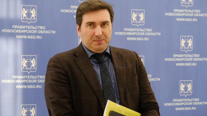 Министр здравоохранения Новосибирской области привился от коронавируса