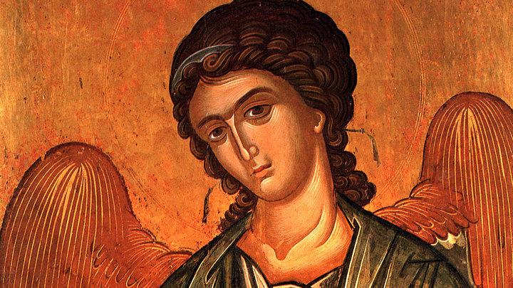 Ангел Благой Вести. Собор Архангела Гавриила. Церковный календарь на 26 июля