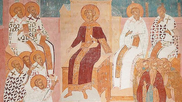 Победители ереси. Святые отцы IV Вселенского Собора. Церковный календарь на 29 июля