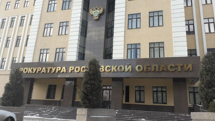 Прокуратура внесла представление ростовскому губернатору из-за криминала в реализации нацпроектов