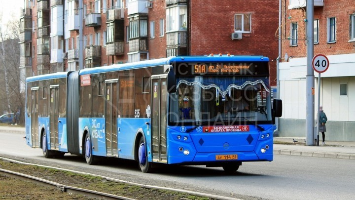 В Кемерове наказали перевозчика после 40 отмененных автобусных рейсов