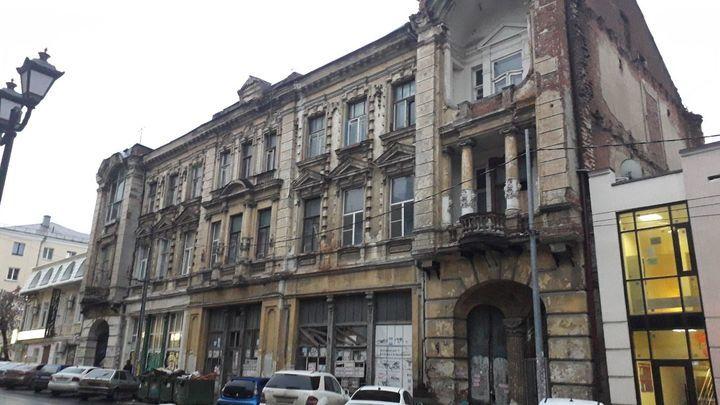 Музей Ростова планируют открыть в Доме с ангелами