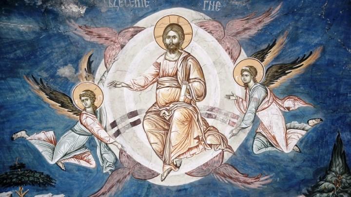 И облако взяло Его. Вознесение Господне. Церковный календарь на 10 июня