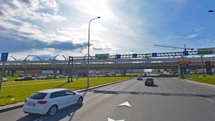 Быстро, качественно, без дискомфорта жителей: въезд в Кронштадт с КАД расширят до четырех полос