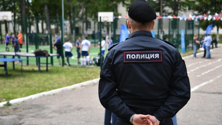 """Несколько нарядов полиции """"проиграли"""" в прятки 4-летнему ребенку в Купчино"""
