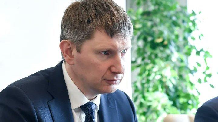 Два удара для Решетникова: После критики Путина чиновник лишился места