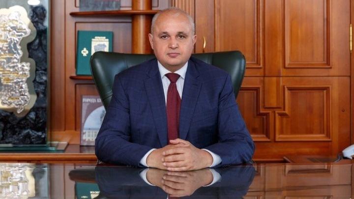 Сергей Цивилев предложил присвоить Кемерову почетное звание «Город трудовой доблести»