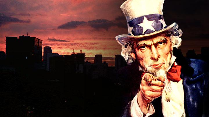 Так же будут «харчить» Россию? США отключили Венесуэле свет, чтобы вывести на улицы оппозицию