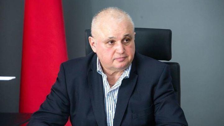 Сергей Цивилев заявил о выходе Кузбасс на плато по коронавирусу
