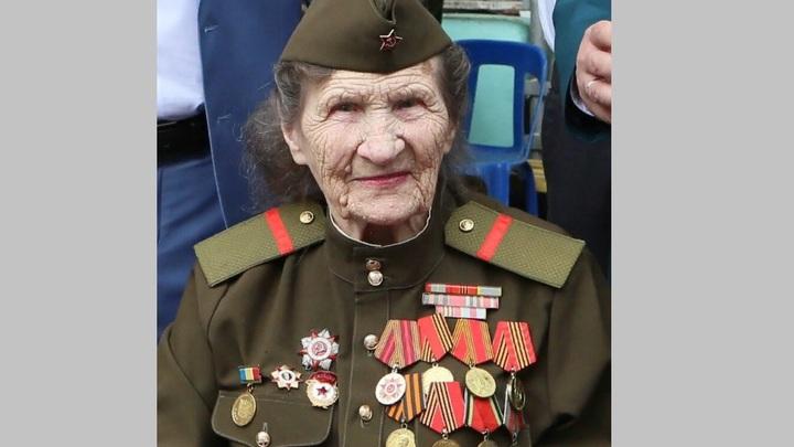 В Ростовской области скончалась 100-летняя ветеран Великой Отечественной войны, победившая ковид