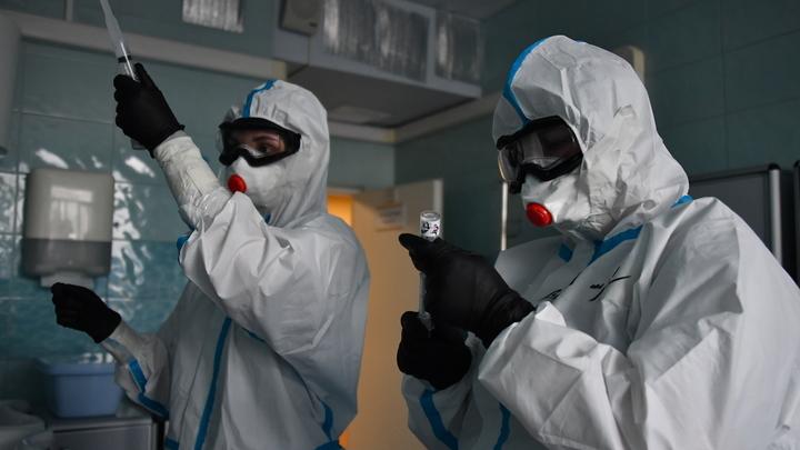 В Московской области от коронавируса лечатся уже почти 50 тысяч человек