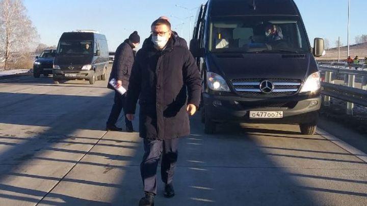 Тросовый забор разделил челябинцев: губернатор высказался о новинке