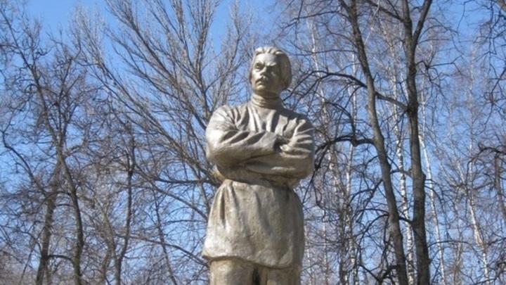 В Нижнем Новгороде нашли «расчленённого» Максима Горького