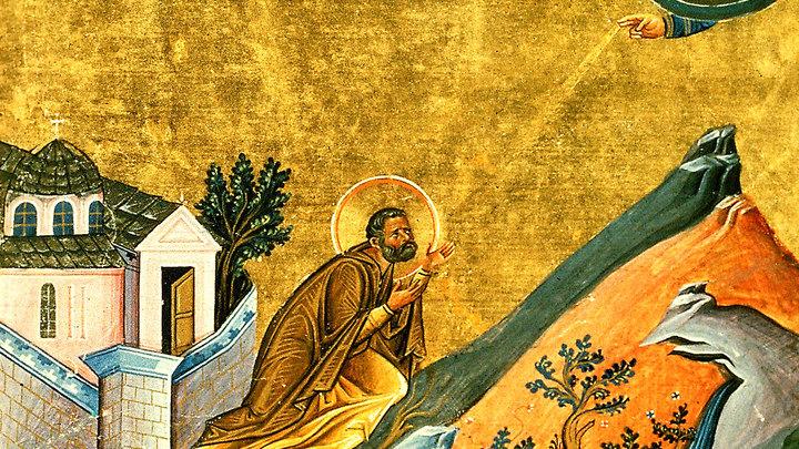 Преподобный Афанасий Исповедник. Православный календарь на 7 марта
