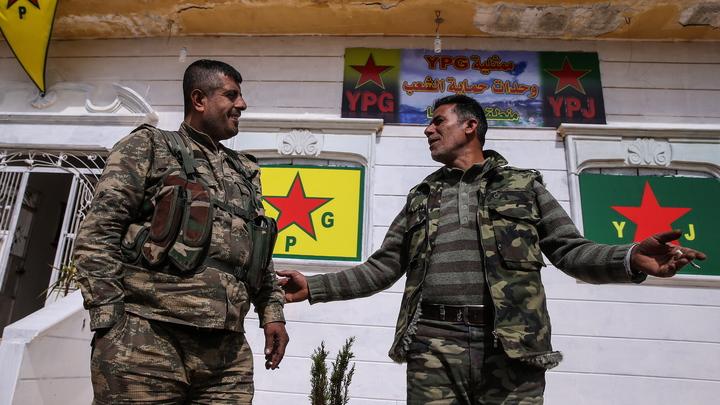 Курды выходят на первый план