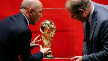 Кубок мира ФИФА приехал в Калининград