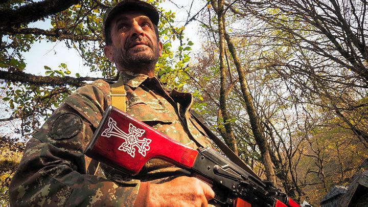 Надо ли русским встревать в войну в Карабахе? Добровольцы Донбасса объяснили поведение Пашиняна