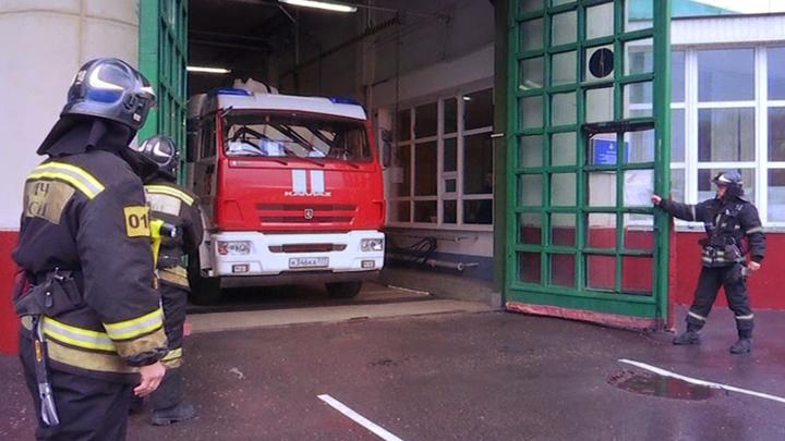Огонь, героизм и рыжая кошка: Взгляд на службу московских пожарных