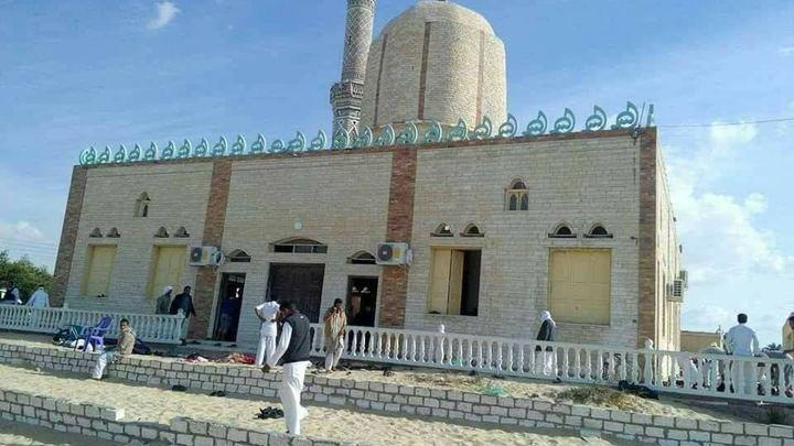 По следам теракта в мечети на Синае уничтожены 30 террористов