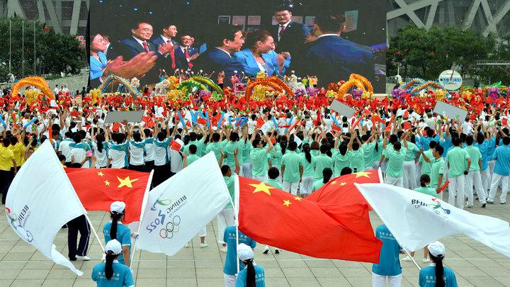 Комиссия конгресса США призвала МОК отнять  Пекин права проведенияОИ