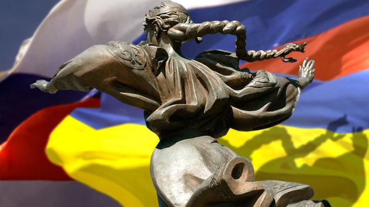 Украина «разрывает» с Россией: Капитал приобрести и невинность соблюсти