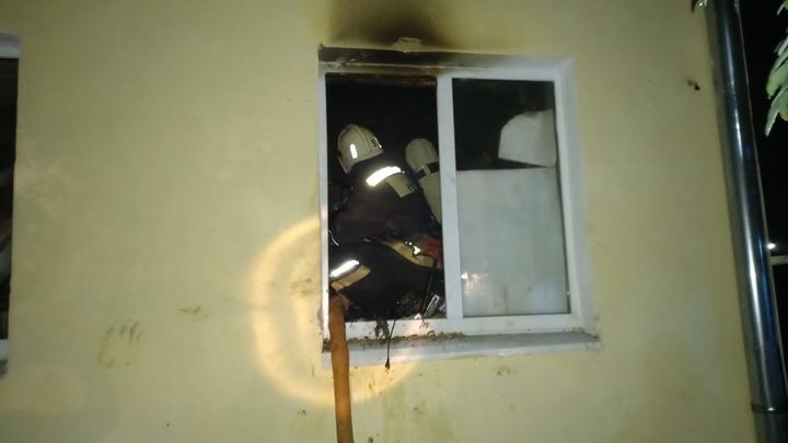 В Муроме в своей квартире сгорел 62-летний мужчина