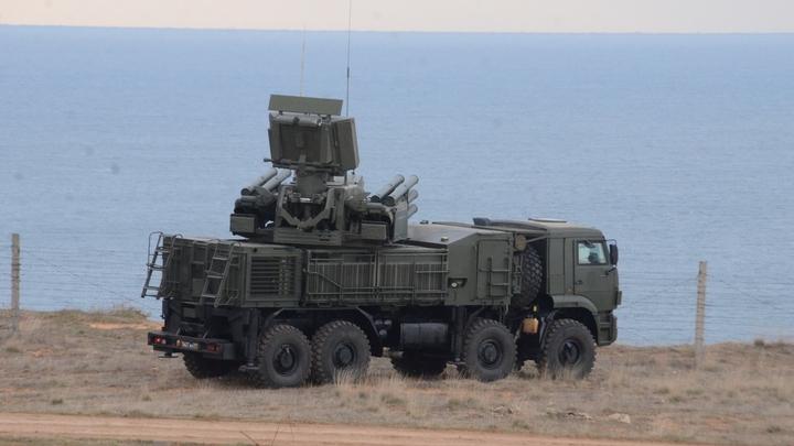 Третий по счету дивизион С-400 взял на прицел небо над Крымом