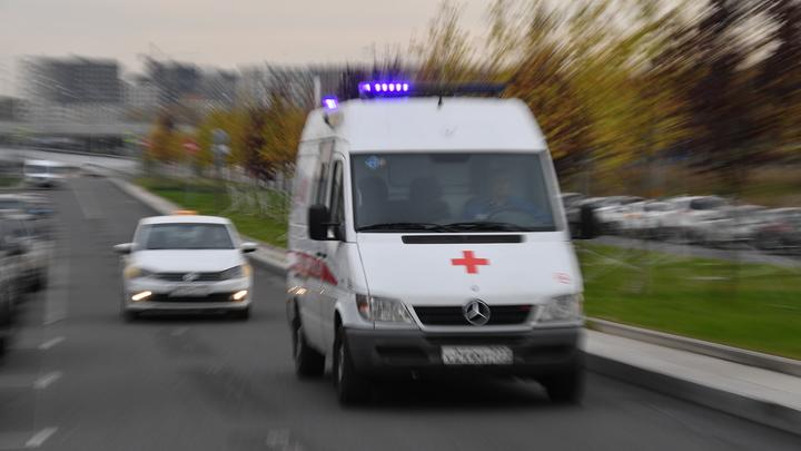 Пострадали два человека: Под Новороссийском столкнулись «Мерседес» и «ГАЗель»