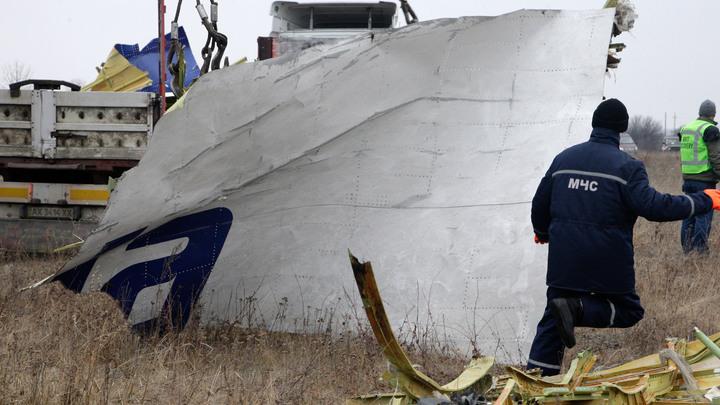 Никогда не признают: О виновнике трагедии МН17 замолчат на десятилетия