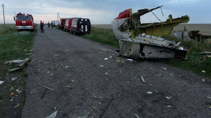 Катастрофа «Боинга» в Донбассе может быть сорванной операцией спецслужб Запада - эксперт