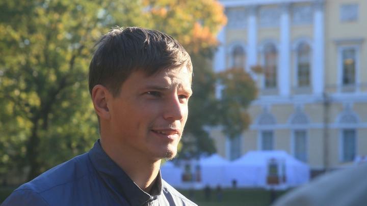Футболист Аршавин публично покаялся в изменах своей жене