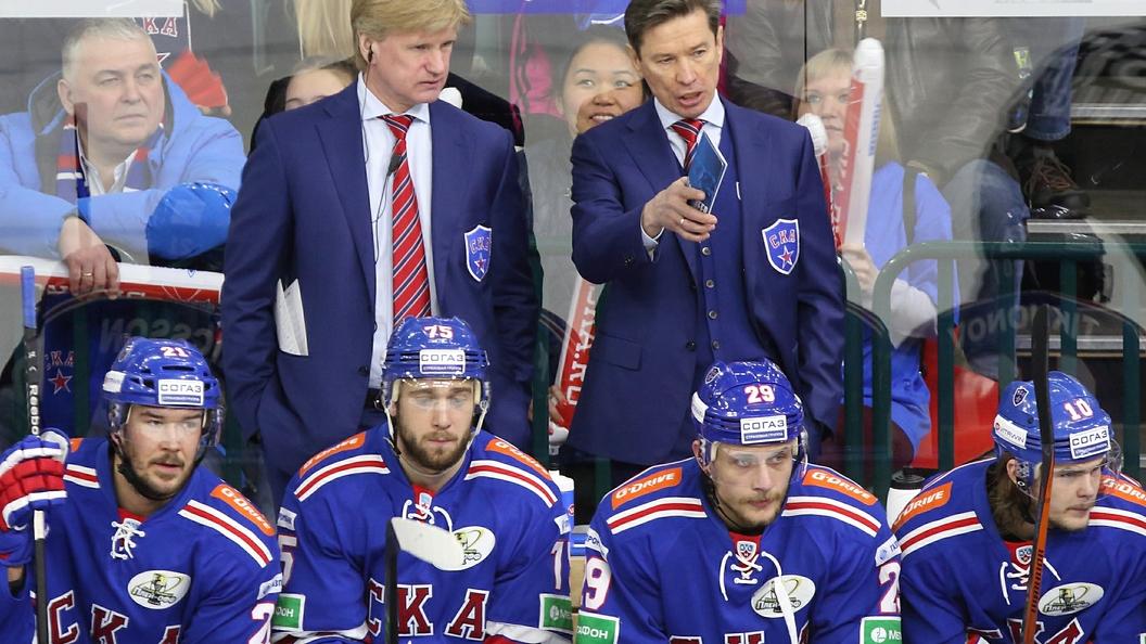 Новым основным тренеромХК «Амур» стал Николай Борщевский