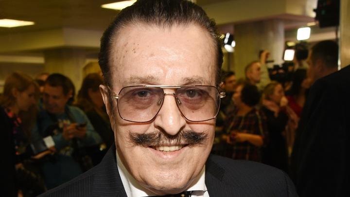 В России не стало главного шансонье страны: Скончался народный артист Вилли Токарев - СМИ