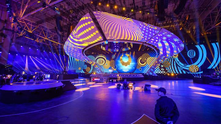 Андрогин изФранции выступит вфинале украинского отбора на«Евровидении»