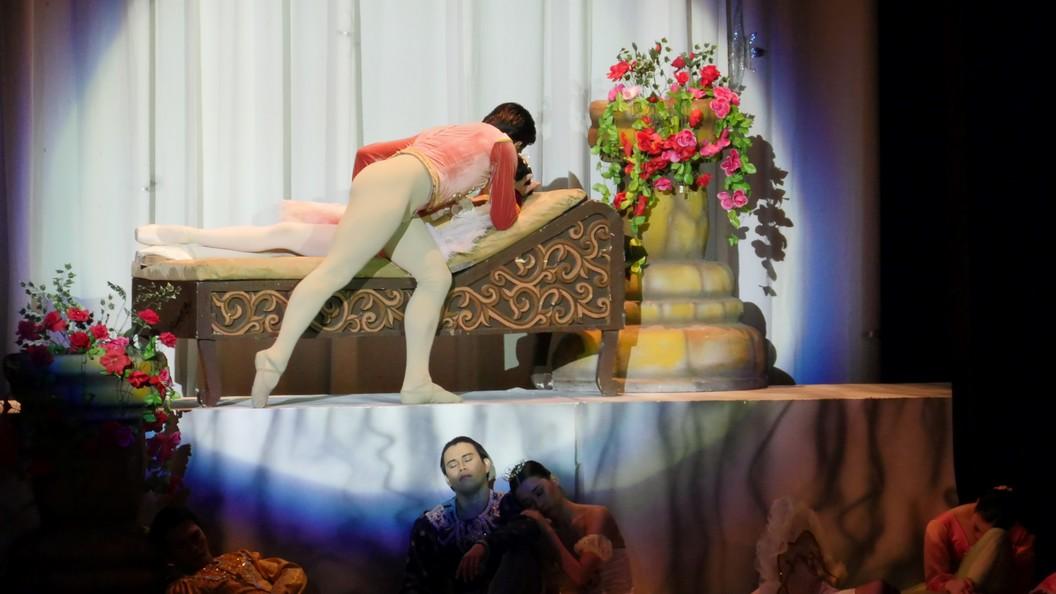 Сказочный бред: Спящую красавицу выставили жертвой изнасилования