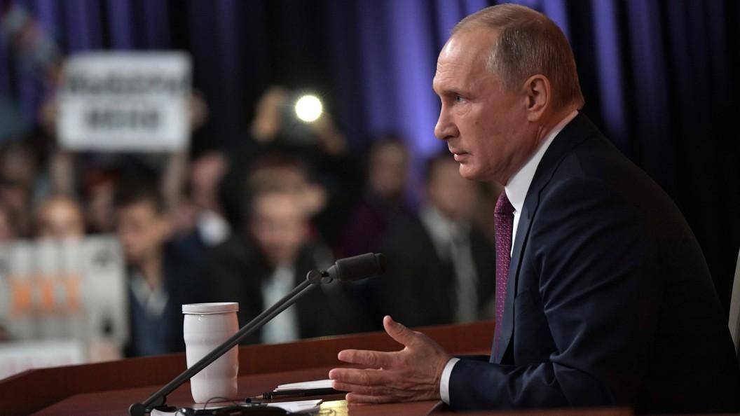 Путин - Собчак:Мы второй Украины не допустим